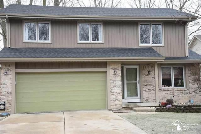 720 Scarlet Oak Ct, Monroe, MI 48162 (#57050032368) :: The Alex Nugent Team | Real Estate One