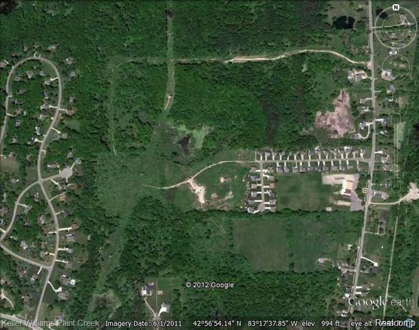 0 Jamestown Drive, Metamora Twp, MI 48455 (#2210003545) :: The Merrie Johnson Team