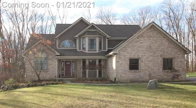 11460 Hearthside Drive, Putnam Twp, MI 48169 (#543278363) :: The Alex Nugent Team | Real Estate One