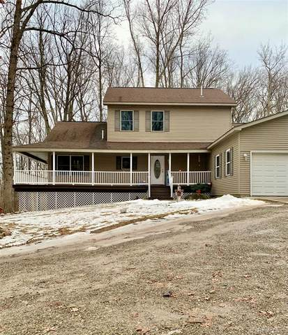 9480 Hartland Road, Tyrone Twp, MI 48430 (#2210003571) :: The Merrie Johnson Team