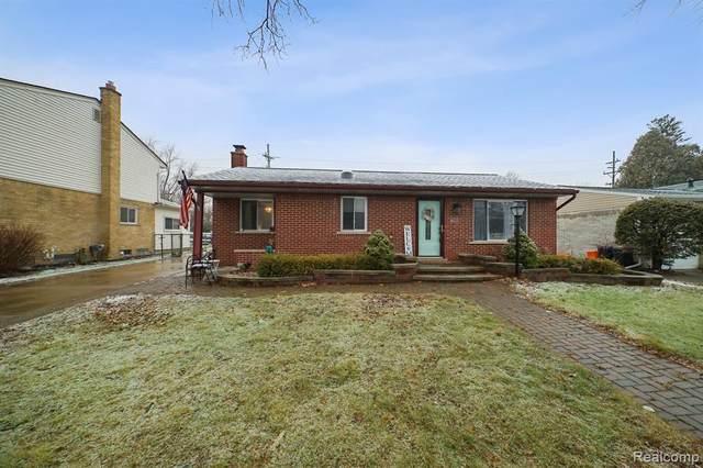 14523 Newburgh Road, Livonia, MI 48154 (#2210003582) :: BestMichiganHouses.com