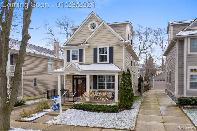 1324 Bird Avenue, Birmingham, MI 48009 (#2210003591) :: The Alex Nugent Team | Real Estate One