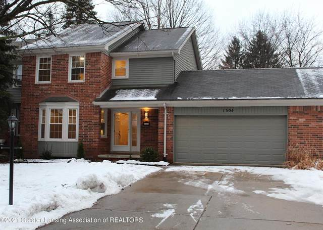 1304 Glenmeadow Lane #32, East Lansing, MI 48823 (#630000252556) :: The Alex Nugent Team | Real Estate One