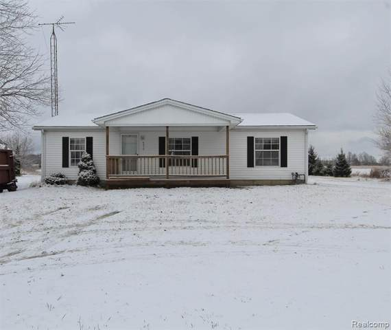 6875 Armstrong Road, Goodland Twp, MI 48444 (MLS #2210003680) :: The Toth Team