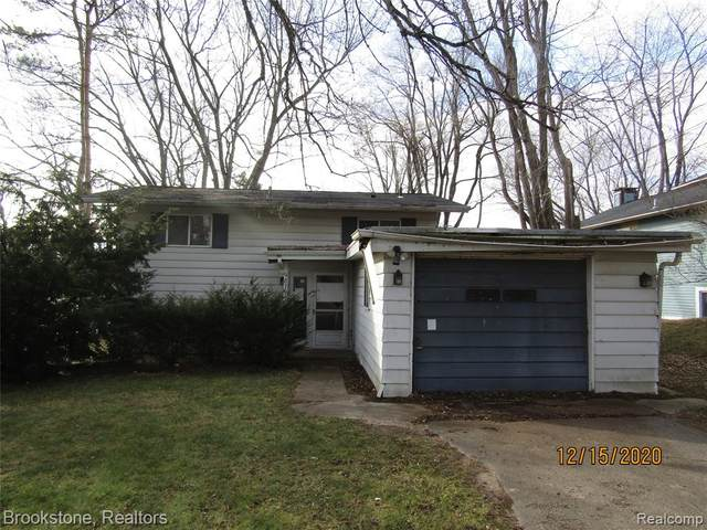 9879 Dixie Hwy, Springfield Twp, MI 48348 (#2210003741) :: The Merrie Johnson Team