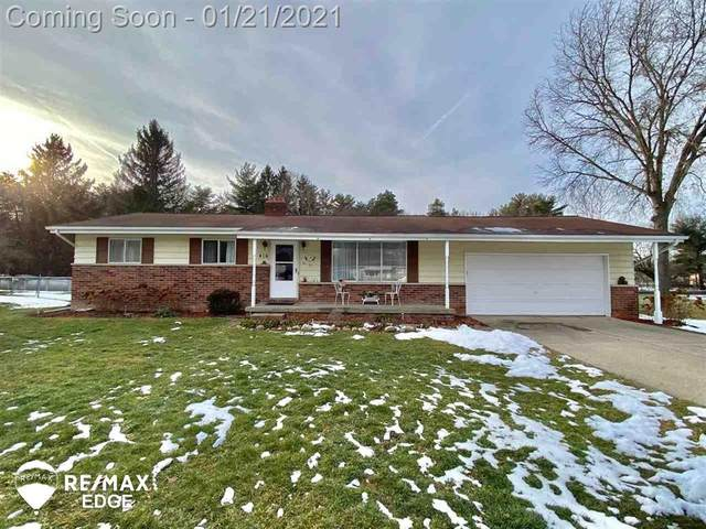 416 River Bend, Flushing Twp, MI 48433 (#5050032432) :: The Merrie Johnson Team