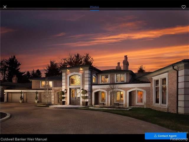 362 Keswick Road, Bloomfield Hills, MI 48304 (#2210003783) :: Keller Williams West Bloomfield