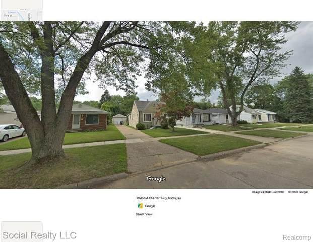 18657 Seminole, Redford Twp, MI 48240 (#2210003804) :: The Vance Group | Keller Williams Domain