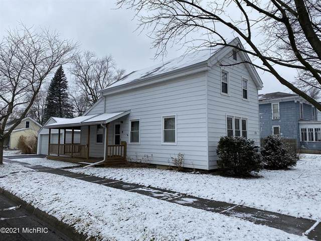 115 N Clay St, COLDWATER CITY, MI 49036 (#62021001632) :: Robert E Smith Realty