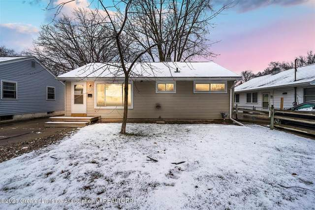 2010 Hillcrest Street, Lansing, MI 48910 (#630000252558) :: The Alex Nugent Team | Real Estate One