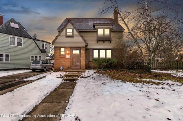 1141 N Genesee Drive, Lansing, MI 48915 (#630000252561) :: The Alex Nugent Team | Real Estate One