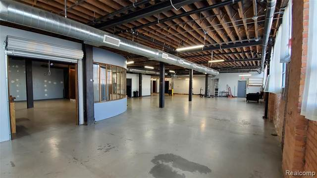 2987 Franklin St Section 3, Detroit, MI 48207 (#2210003874) :: The Alex Nugent Team | Real Estate One