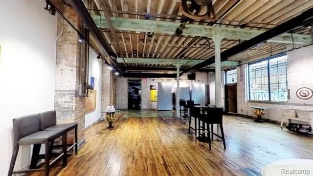 2987 Franklin St Section 4, Detroit, MI 48207 (#2210003876) :: The Alex Nugent Team | Real Estate One