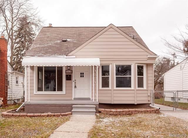 3610 Williams Street, Dearborn, MI 48124 (#2210003896) :: GK Real Estate Team