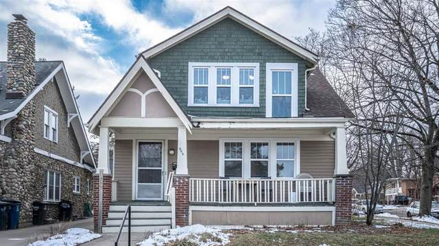 402 S Revena Boulevard, Ann Arbor, MI 48103 (#543278362) :: The Alex Nugent Team | Real Estate One