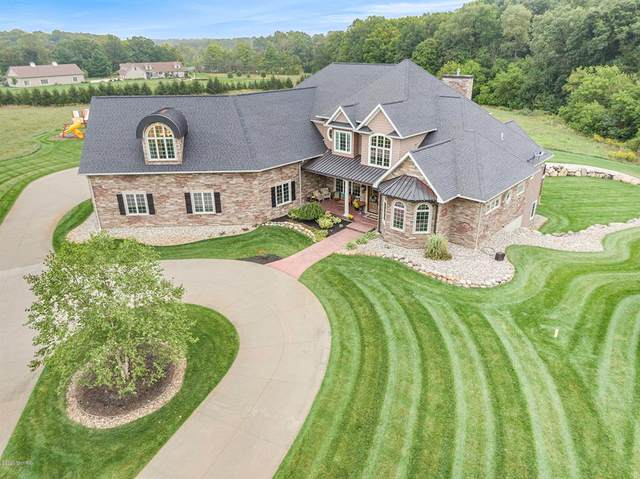 13792 Rivers Edge Way, Emmett Twp, MI 49033 (#64021001691) :: Robert E Smith Realty