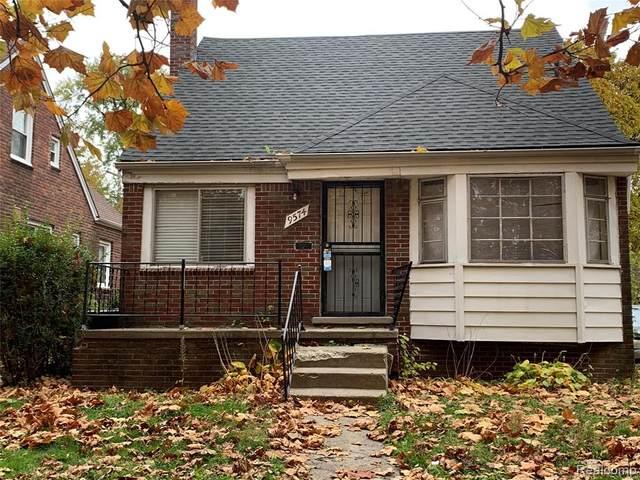 9574 Ward Street, Detroit, MI 48228 (#2210003940) :: The Alex Nugent Team | Real Estate One