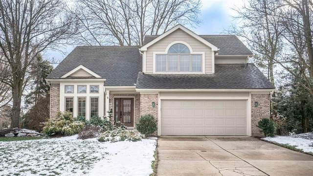 4305 Spring Lake Boulevard, Pittsfield Twp, MI 48108 (#543278381) :: The Alex Nugent Team | Real Estate One