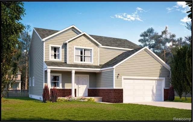 70400 Sunny Brook Lane, Richmond, MI 48062 (#2210004010) :: The Alex Nugent Team | Real Estate One