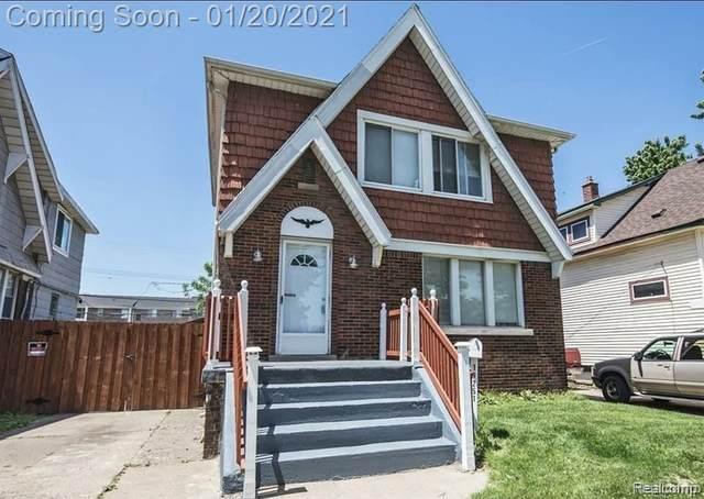 19251 Stanley Street, Melvindale, MI 48122 (#2210004019) :: The Alex Nugent Team | Real Estate One