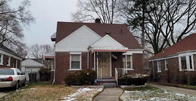 18491 Biltmore Street, Detroit, MI 48235 (#2210004044) :: The Merrie Johnson Team