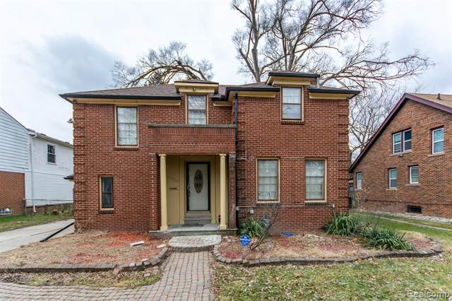 14925 Glastonbury Avenue, Detroit, MI 48223 (#2210004065) :: The Merrie Johnson Team