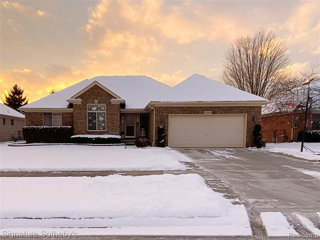 51583 Iroquois Trail, Macomb Twp, MI 48042 (MLS #2210004091) :: The John Wentworth Group