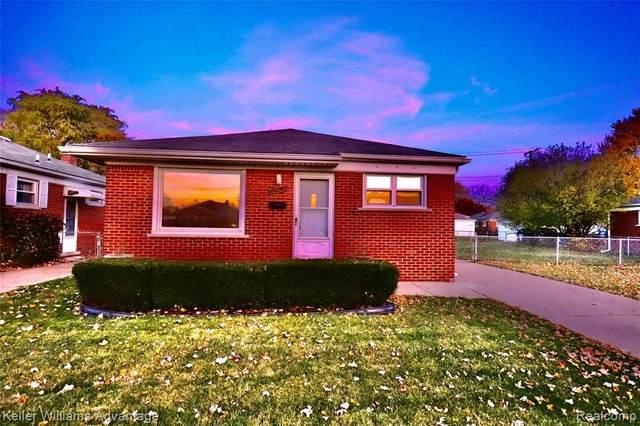 5984 N Waverly Street, Dearborn Heights, MI 48127 (#2210004115) :: The Alex Nugent Team | Real Estate One