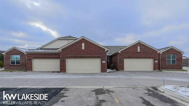 49119 Diane Court, Macomb Twp, MI 48042 (MLS #58050032540) :: The John Wentworth Group