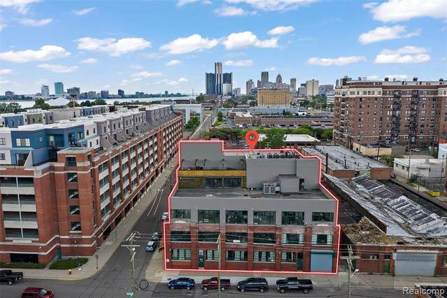 2987 Franklin Street #8, Detroit, MI 48207 (#2210004277) :: Alan Brown Group