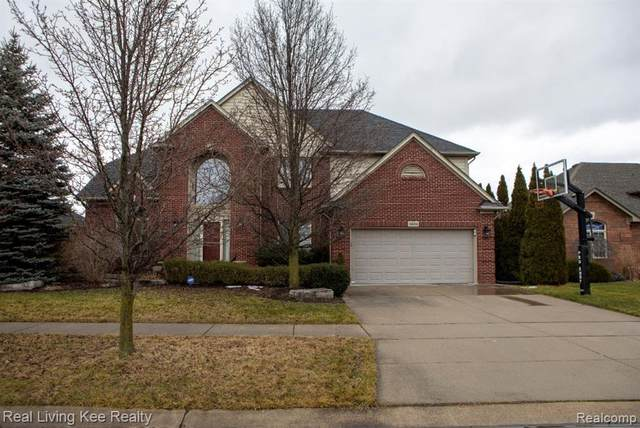 54154 Lily Drive, Macomb Twp, MI 48042 (MLS #2210004307) :: The John Wentworth Group