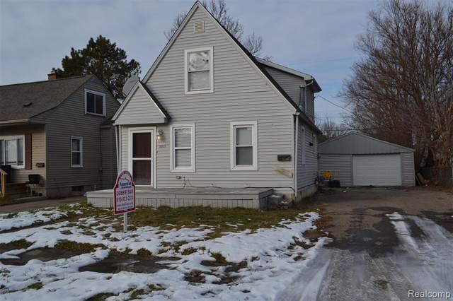 3221 Risedorph Avenue, Flint, MI 48506 (#2210004325) :: Robert E Smith Realty