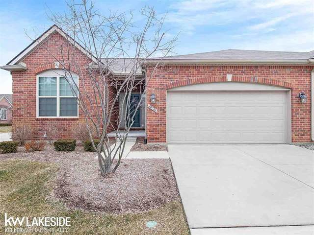 40586 Turnberry Dr, Sterling Heights, MI 48310 (MLS #58050032580) :: The John Wentworth Group