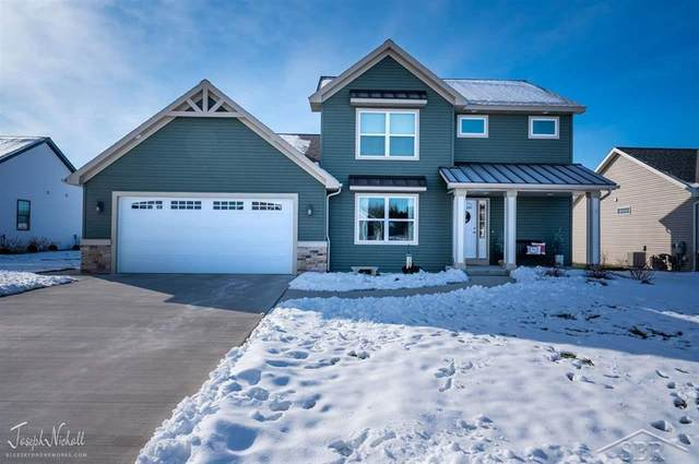 5731 S Stone Briar, Tittabawassee Twp, MI 48623 (#61050032595) :: The Alex Nugent Team | Real Estate One