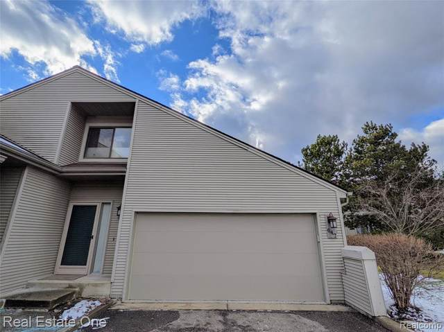 647 Ashley Circle, Rochester Hills, MI 48307 (#2210004497) :: The Alex Nugent Team | Real Estate One