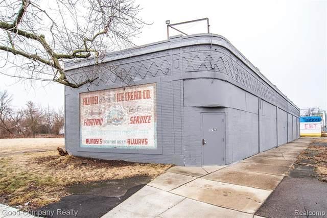 12748 East Mcnichols Avenue S, Detroit, MI 48205 (MLS #2210004535) :: The Toth Team