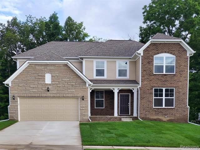 2679 Meadow Hills Drive, Ann Arbor, MI 48108 (#2210004584) :: The Alex Nugent Team   Real Estate One
