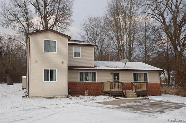 44208 Willow Road, Sumpter Twp, MI 48111 (MLS #2210004599) :: The Toth Team