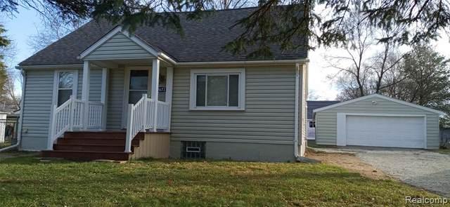 2673 Melvin Avenue, Rochester Hills, MI 48307 (#2210004678) :: The Alex Nugent Team | Real Estate One