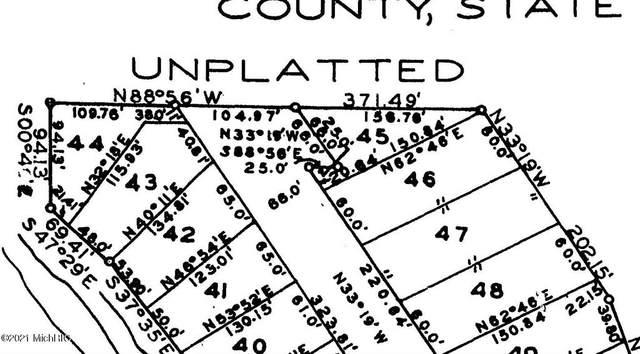 (lot 45) Birch Drive, Sylvan Twp, MI 49679 (#72021002066) :: Keller Williams West Bloomfield