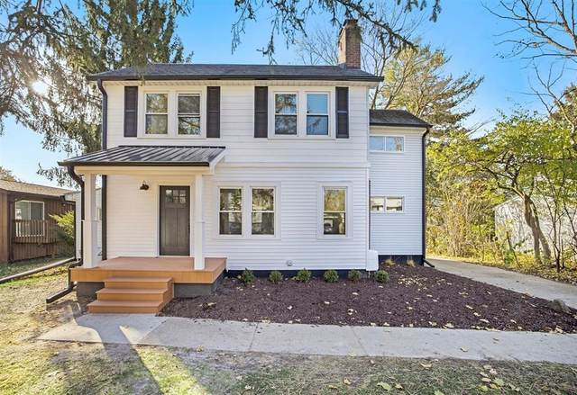 2050 Camelot Road, Ann Arbor, MI 48104 (#543278437) :: The Alex Nugent Team   Real Estate One