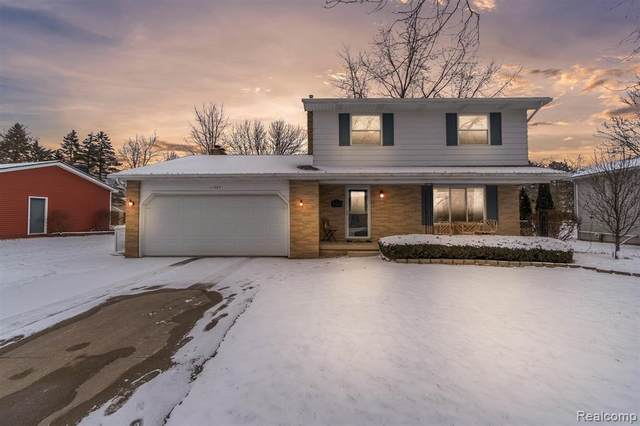 11987 Belsay Road, Grand Blanc, MI 48439 (MLS #2210004759) :: The John Wentworth Group