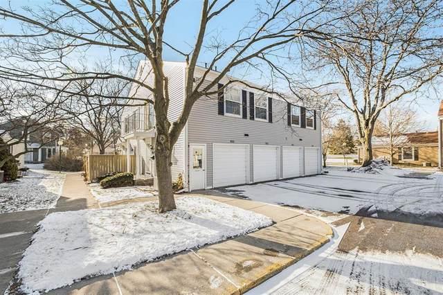2623 Fenwick Court, Ann Arbor, MI 48104 (MLS #543278210) :: The John Wentworth Group