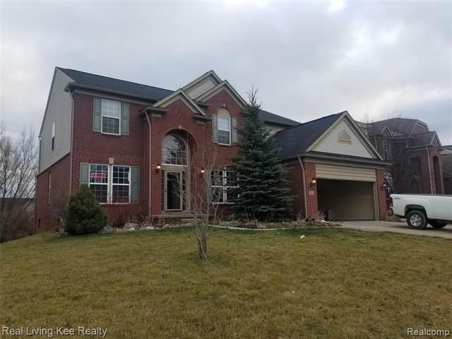 4781 Catalina Drive, Orion Twp, MI 48359 (#2210004786) :: Duneske Real Estate Advisors