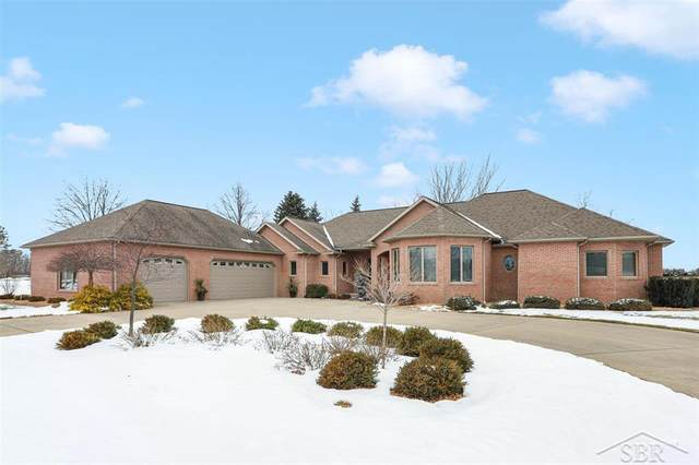 12 W Grove, Thomas Twp, MI 48623 (#61050032696) :: The Mulvihill Group