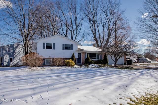 7954 Graceland Drive, Georgetown Twp, MI 49428 (#65021002131) :: The Alex Nugent Team | Real Estate One