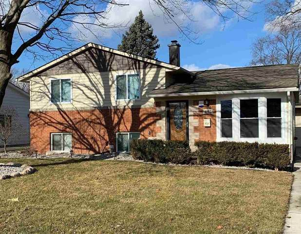 8597 San Marco Blvd., Sterling Heights, MI 48313 (MLS #58050032730) :: The John Wentworth Group