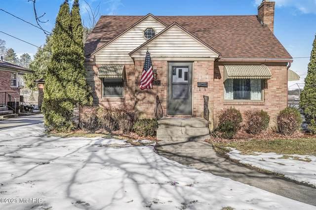 1849 Bridge Street NW, Grand Rapids, MI 49504 (#65021002178) :: Keller Williams West Bloomfield