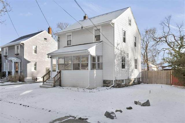 225 N Bowen St, CITY OF JACKSON, MI 49202 (#55202100196) :: GK Real Estate Team