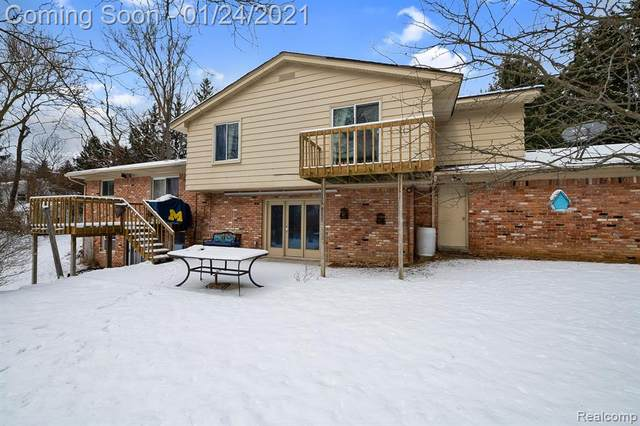 8004 Perry Lake Road, Independence Twp, MI 48348 (#2210004996) :: The Alex Nugent Team   Real Estate One